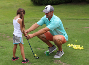 Brendan Doyle one on one golf training