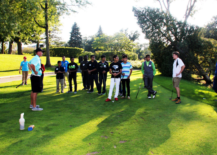 Brendan Doyle Golf Camp